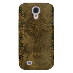 Celtic Cross and Celtic Knots Samsung Galaxy S4 Cases