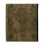 Celtic Cross and Celtic Knots iPad Folio Covers