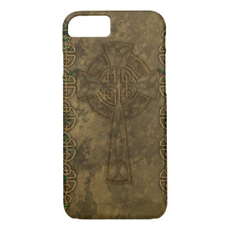 Celtic Cross and Celtic Knots iPhone 7 Case
