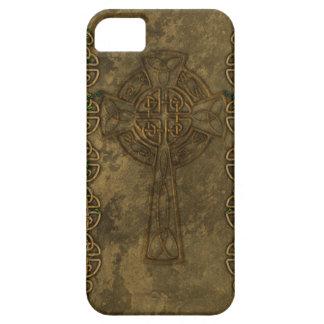 Celtic Cross and Celtic Knots iPhone SE/5/5s Case