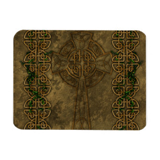 Celtic Cross and Celtic Knots Magnet