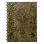 Celtic Cross and Celtic Knots Notebook
