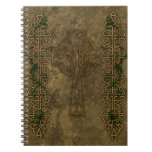 Celtic Cross and Celtic Knots Notebook