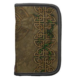 Celtic Cross and Celtic Knots Folio Planner
