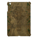 Celtic Cross and Cross Knots Cover For The iPad Mini