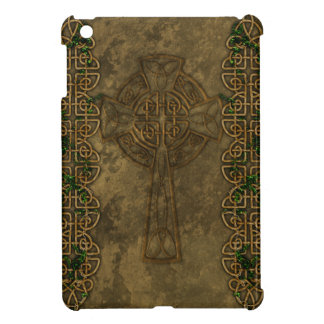 Celtic Cross and Cross Knots iPad Mini Cover