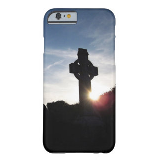 Celtic cross barely there iPhone 6 case