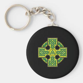celtic cross btn keychain