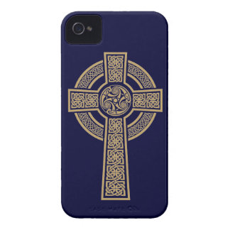 Celtic Cross by Bannigan Artworks iPhone 4 Case-Mate Case