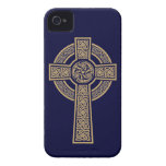 Celtic Cross by Bannigan Artworks iPhone 4 Covers