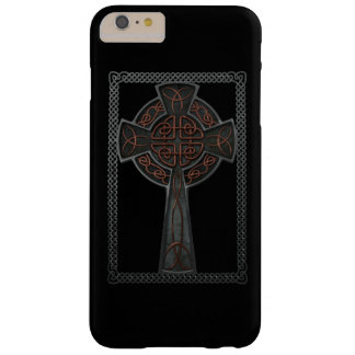 Celtic Cross Barely There iPhone 6 Plus Case