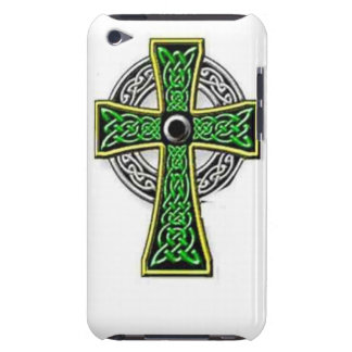 celtic cross iPod touch cases