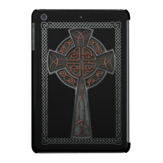 Celtic Cross iPad Mini Cases
