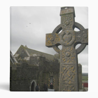 Celtic Cross, Cashel, Ireland Binder