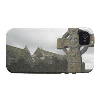 Celtic Cross, Cashel, Ireland Case-Mate iPhone 4 Cases