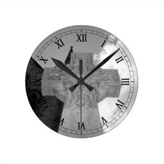 Celtic Cross Clock