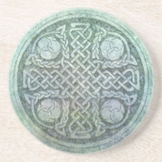 Celtic Cross Coaster