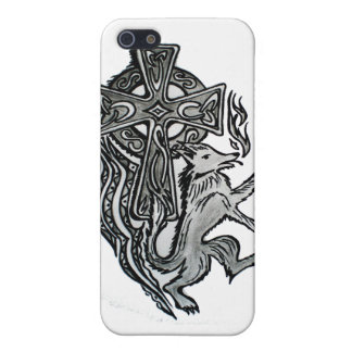 Celtic Cross Cover For iPhone SE/5/5s