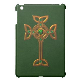 Celtic Cross Cover For The iPad Mini