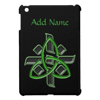 Celtic Cross Custom iPad Mini Cases