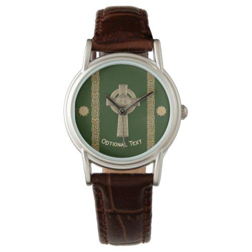 Celtic Cross Custom Watch