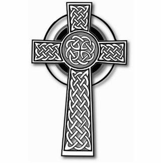 Celtic Cross Cutout