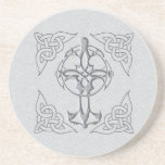Celtic Cross Drink Coasters