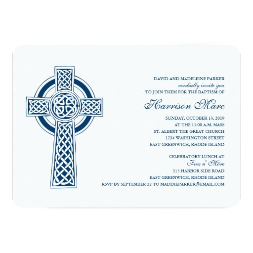 First Communion Invitations For Boys with awesome invitations example