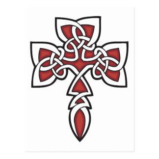 Celtic Cross Gift Post Card