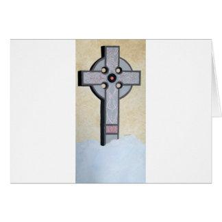 Celtic Cross Greeting Cards