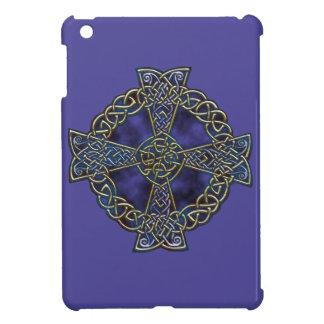 Celtic Cross iPad Mini Covers