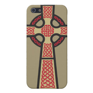 Celtic Cross iPhone 4 Case