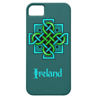 Celtic Cross iPhone 5/5S Barely There Case