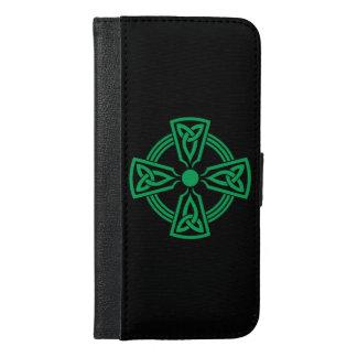 Celtic Cross iPhone 6/6s Plus Wallet Case
