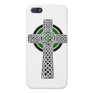 Celtic Cross iPhone iPhone SE/5/5s Case