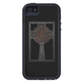 Celtic Cross iPhone SE/5/5s Case
