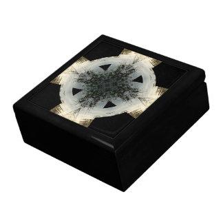Celtic Cross Jewelry Box
