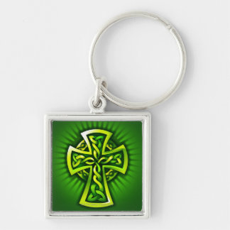 Celtic cross key chains