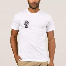 celtic cross knotwork T-Shirt