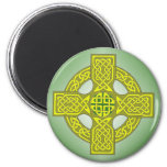 Celtic cross magnet - available in all sizes