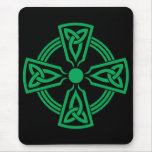 Celtic Cross Mouse Pad