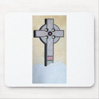 Celtic Cross Mousepads