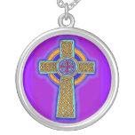 Celtic Cross Necklace 3