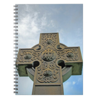 Celtic Cross Notebook