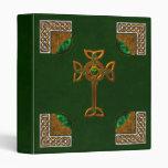 Celtic Cross Notebook Binders