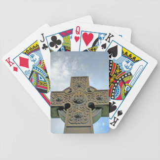 Celtic Cross Playing Cards