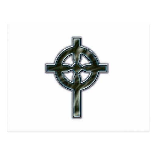 Celtic Cross Post Cards