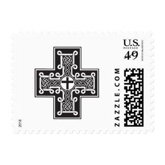 Celtic Cross Postage