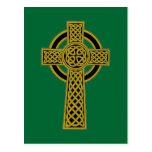 Celtic Cross Postcard