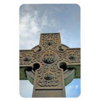 Celtic Cross Premium Flexi Magnet